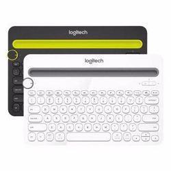 罗技(Logitech)K480键盘蓝牙便携超薄键盘k480黑色129元