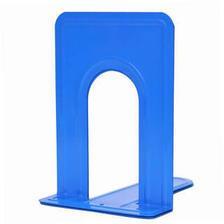 文谷(Wengu)金属铁书立架7英寸办公书靠书架文件夹板试卷夹书夹文件收纳管理书挡TSL-001-B蓝 *3件39.14元(合13.05元/件)
