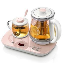 小熊(Bear)迷你养生壶养生杯mini烧水壶保温多功能花茶壶煮茶器电热水壶开水壶0.8升YSH-C08H2199元