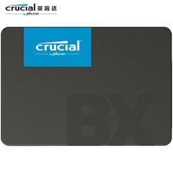 crucial英睿达BX500系列SATA3.0固态硬盘1TB 599元包邮