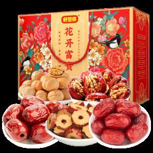 好想你 红枣核桃春节送礼年货礼盒 券后¥43.9    110