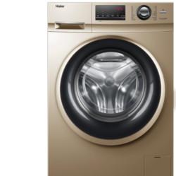 Haier海尔G100108B12G滚筒洗衣机10kg