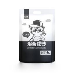 LOVESHID爱仕得膨润土豆腐混合猫砂6L    16.45元(需买2件,共32.9元)