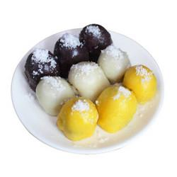 东北粘豆包500g大黄米黑米粘豆包*2件15.8元(合7.9元/件)