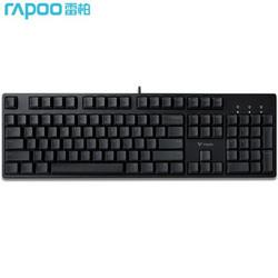 Rapoo雷柏V860机械键盘(Cherry轴、104键)269元(需用券)