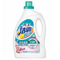 Attack洁霸瞬清系列无磷洗衣液玫瑰花香3kg23.92元