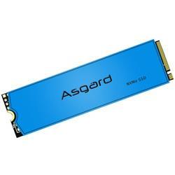 Asgard阿斯加特AN3系列500GBSSD固态硬盘M.2接口389元(需用券)