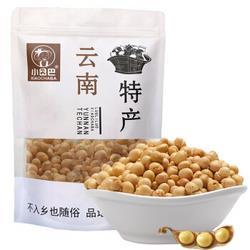 小岔巴香酥黄豆云南特产农家盐炒黄豆500克*3袋    49.9元包邮(需用券)