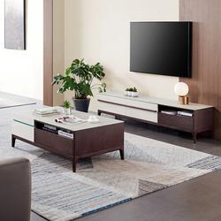 CHEERS芝华仕PT016简约现代钢化玻璃电视柜 1499元