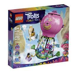 LEGO乐高魔发精灵世界之旅系列41252波比的热气球探险低至179.3元包邮包税