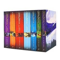 《哈利・波特全集》中文版全套8册