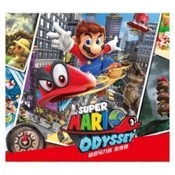 Nintendo任天堂Switch国行游戏兑换卡Token超级马力欧奥德赛199元
