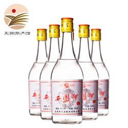 45度西凤酒N1绵柔凤香型500ml陕西特产白酒年后礼盒半箱500mLX6瓶