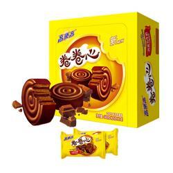 colacao高乐高卷卷心巧克力牛奶口味夹心600g*6件126.4元包邮(双重优惠)