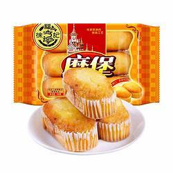 徐福记磨堡欧式传统蛋糕鸡蛋味190g