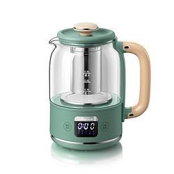 小熊养生壶全自动玻璃多功能家用煮茶器办公室mini小型茶壶小家电139元(需用券)