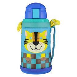 TIGER虎牌虎牌(Tiger)儿童保温杯卡通吸管杯MML-C06C-CT小老虎630ml239元