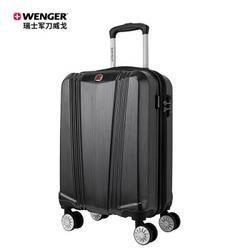 WENGER威戈密码锁旅行箱28英寸大容量行李箱拉杆箱男女可扩展黑色(HS1095.190152)302.9元(需用券)