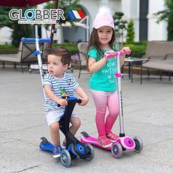 高乐宝五合一儿童滑板车可坐可骑滑可推1-2-6岁宝宝多功能滑滑车1049元