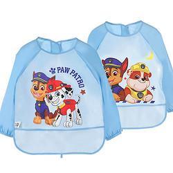 汪汪队宝宝吃饭罩衣冬季儿童防水反穿衣长袖男孩男童防脏围兜29元
