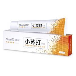 Namei纳美小苏打护齿健龈牙膏160g 14.85元