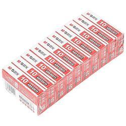 M&G晨光ABS92615办公高强度订书钉10盒装 6.27元(需买15件,共94元)