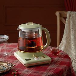 小熊养生壶燕窝炖盅家用多功能办公室小型煮茶器全自动养身花茶壶279元