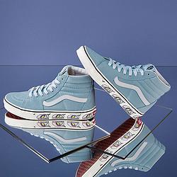 SK8-Hi高帮海军蓝独角兽男女款帆布鞋情侣滑板鞋运动鞋489元
