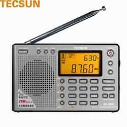 TECSUN德生PL-380全波段收音机257元