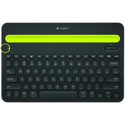 罗技K480多设备蓝牙键盘台式笔记本平板外接外设手机办公专用打字149元包邮(需用券)
