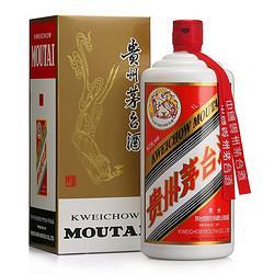 MOUTAI茅台飞天茅台53%vol酱香型白酒1000ml单瓶装 6594元