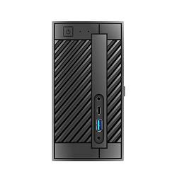 Haier海尔云悦miniN-S78迷你主机台式电脑商用办公游戏主机(九代i5-94008G256GSSD双频WIFIWin10) 2499元