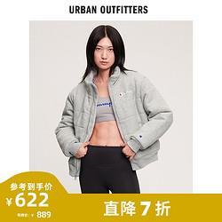 UO-CHAMPION冠军女士棉服上衣短款外套棉衣女秋冬百搭2020新款622.3元