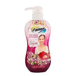 英国菲玛斯Famous(进口)男女内衣裤专用清洗除菌洗衣液19元(需用券)