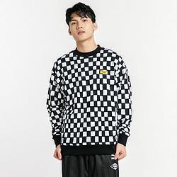 PUMA彪马XCTM59563201男款格纹卫衣 121元(需用券)