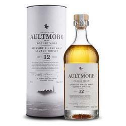 AULTMORE欧摩12年斯贝塞单一麦芽威士忌酒700ml*3件945元(需用券,合315元/件)