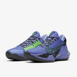 8日11点、新品发售:NIKE耐克ZoomFreak2EP男子篮球鞋 899元包邮