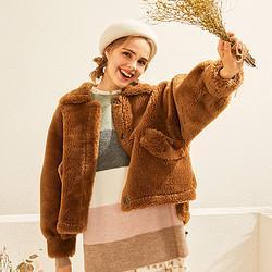 冬季棉衣御寒保暖短款个性ins风外套女士棉衣129元