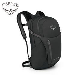 Osprey日光+20升户外双肩包小鹰专业登山附属包多功能仓背包Daylite845136034952Plus黑色O/S227元(需用券)