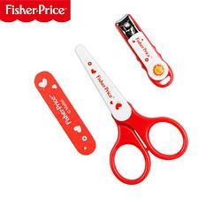 Fisher-Price费雪婴儿指甲剪套装9.9元(需用券)
