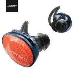 BOSESoundSportFree真无线蓝牙运动耳机橙色604元