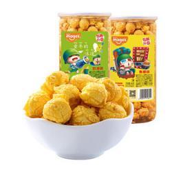 麦吉士玉米爆米花膨化休闲零食奶油味150g/罐6.92元(需买10件,共69.15元)