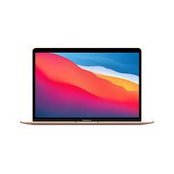 Apple苹果AppleMacBookAir13.3新款8核M1芯片(8核图形处理器)8G512GSSD金色笔记本电脑MGNE3CH/A 9499