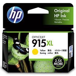 惠普(HP)915XL原装墨盒适用hp8020/8018打印机xl大容量黄色墨盒115元