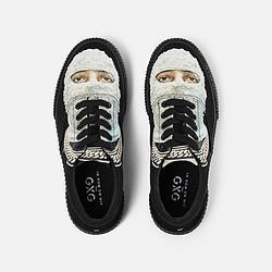 GXG13B150415E000IH联名款帆布鞋 179元