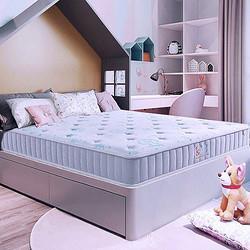 8日0点:KINGKOIL金可儿朝阳・守护七区独立袋装弹簧儿童床垫1.2m 4499