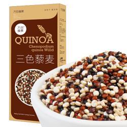 万谷食美三色藜麦400g7.4元(需买2件,共14.8元)