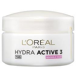 L'OREALPARIS巴黎欧莱雅HydraActive324小时保湿霜敏感肌型50ml39.21元