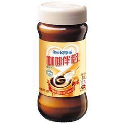 家庭号专享:雀巢(Nestle)咖啡奶茶伴侣植脂末奶精粉瓶装100g 4.58元(需买19件,共87.1元,需用券)