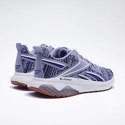 Reebok锐步女子跑步鞋LIQUIFECT网状透气运动鞋FV2749_紫罗兰色/粉白色38 299元
